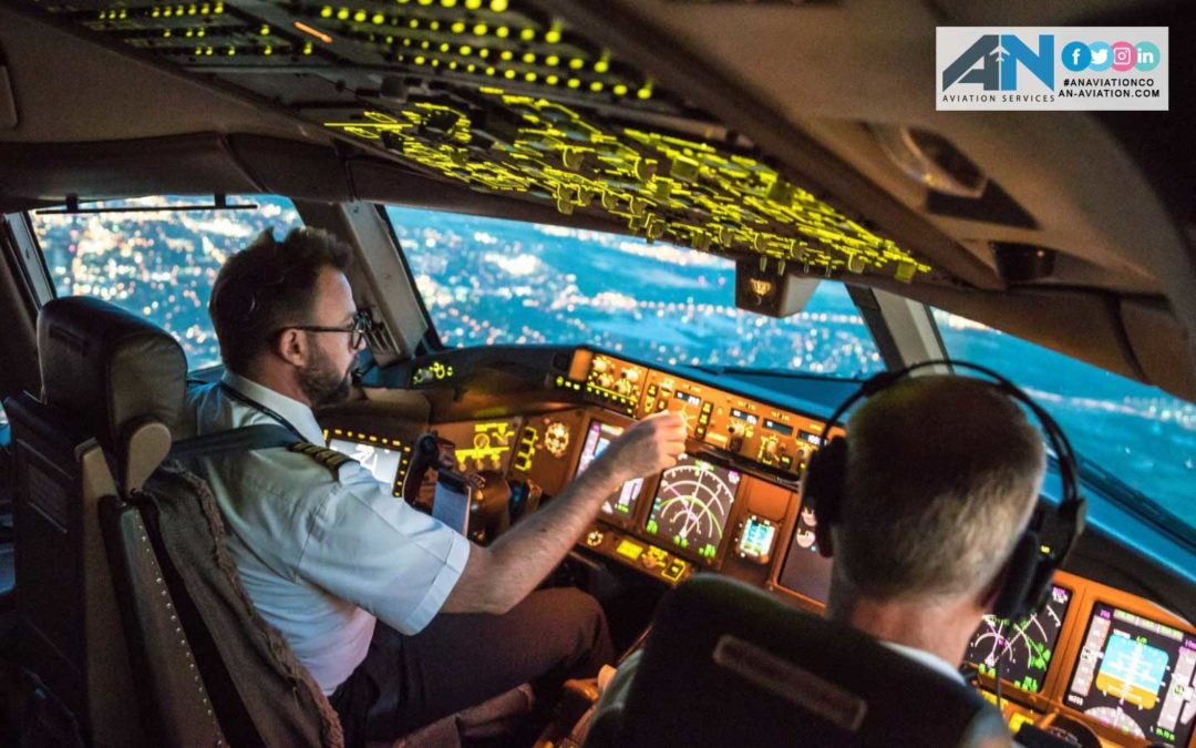 Nine reasons why it's cool to be a pilot